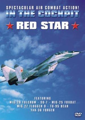 Rent In the Cockpit: Red Star Online DVD Rental