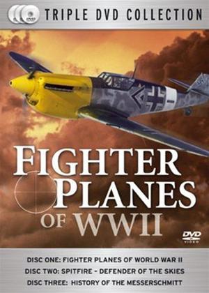 Rent Fighter Planes of World War 2 Online DVD Rental