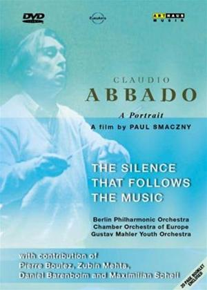 Rent Claudio Abbado: The Silence That Follows Music Online DVD Rental