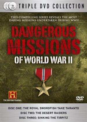 Rent Dangerous Missions of World War 2 Online DVD Rental