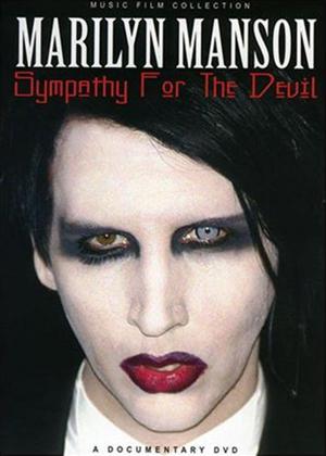 Rent Marilyn Manson: Sympathy for the Devil Online DVD Rental