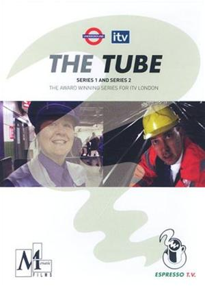 Rent The Tube: Series 1 and 2 Online DVD Rental