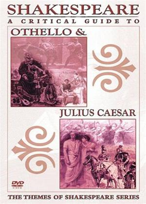 Rent Themes of Shakespeare: Othello and Julius Caesar Online DVD Rental