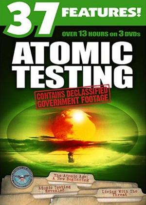 Rent Atomic Testing Online DVD Rental