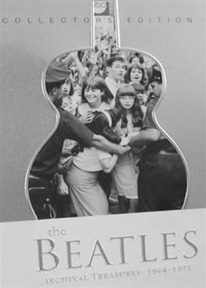Rent The Beatles: Archival Treasures: 1964 to 1971 Online DVD Rental