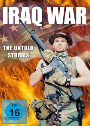 Rent Iraq War: The Untold Stories Online DVD Rental