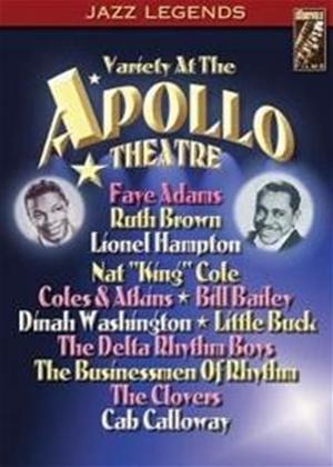 Rent Variety at the Apollo Theatre Online DVD Rental