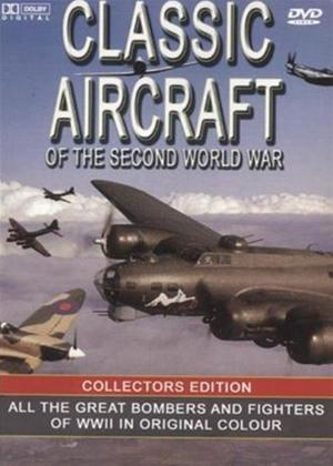 Rent Classic Aircraft of the Second World War Online DVD Rental