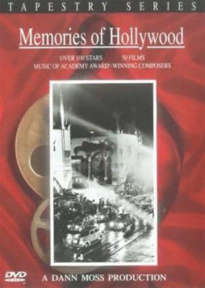Rent Memories of Hollywood Online DVD Rental