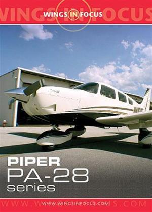 Rent Wings in Focus 1: Piper PA-28 Series Online DVD Rental