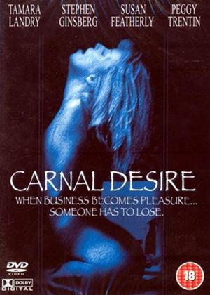 Rent Carnal Desire Online DVD Rental