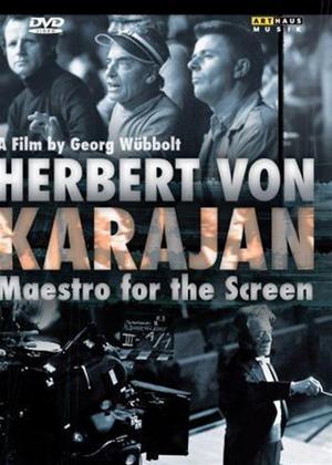 Rent Herbert Von Karajan: Maestro for the Screen Online DVD Rental
