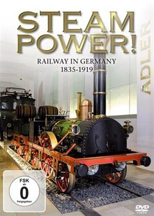 Rent Steam Power: Railway in Germany 1835-1939 Online DVD Rental