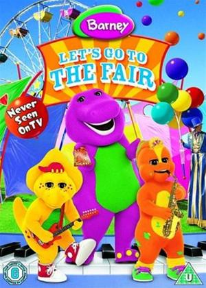Rent Barney: Let's Go to the Fair Online DVD Rental