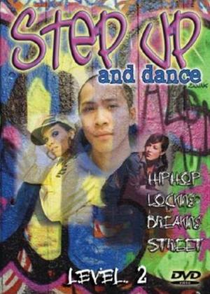Rent Step Up and Dance: Level 2 Online DVD Rental