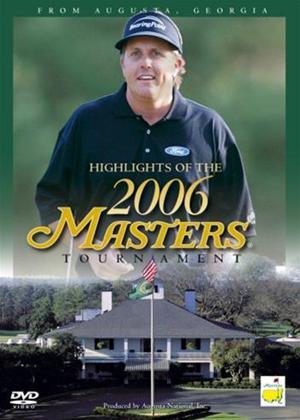 Rent Augusta Masters 2006 Online DVD Rental
