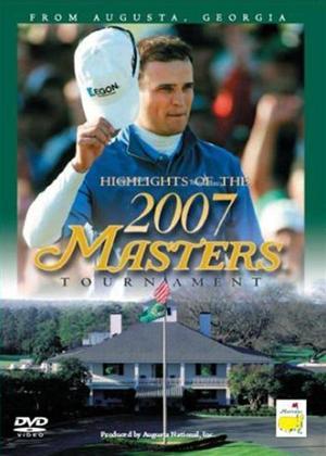 Rent Augusta Masters 2007 Online DVD Rental