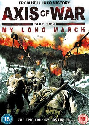 Rent Axis of War: My Long March Online DVD Rental