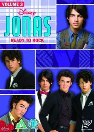Rent Jonas Brothers: Series 1: Vol.3 Online DVD Rental