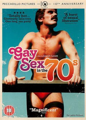 Rent Gay Sex in the 70s Online DVD Rental