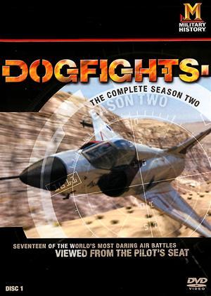 Rent Dogfights: Series 2 Online DVD Rental
