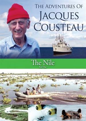Rent Jacques Cousteau: The Nile Online DVD Rental