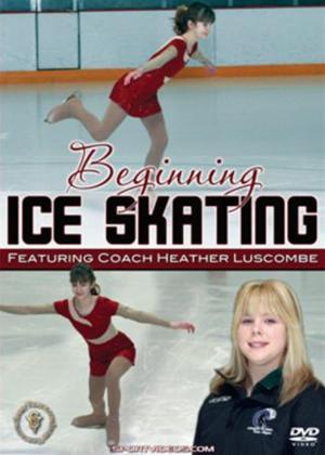Rent Beginning Ice Skating Online DVD Rental