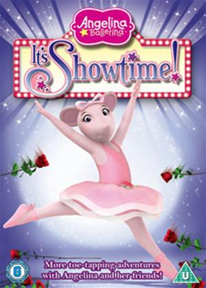 Rent Angelina Ballerina: It's Showtime Online DVD & Blu-ray Rental
