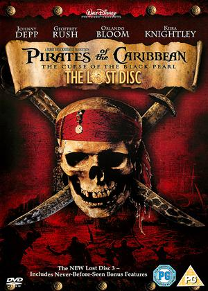 Rent Pirates of the Caribbean: The Lost Disc Online DVD Rental