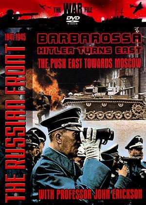 Rent The Russian Front 1941-1945: Barbarossa: Hitler Turns East Online DVD Rental