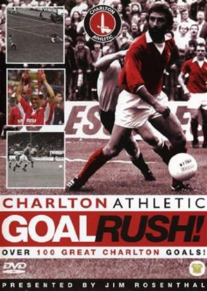 Rent Charlton Athletic: Goal Rush Online DVD Rental