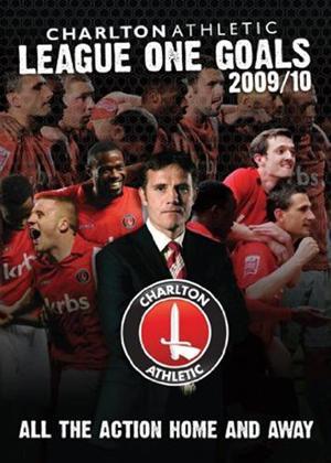 Rent Charlton Athletic League One Goals 2009 / 10 Online DVD Rental