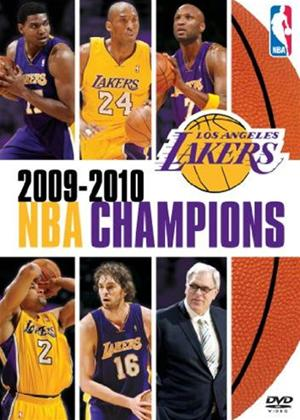 Rent Nba Champions 2009-2010: La Lakers Online DVD Rental