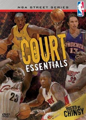 Rent Nba Street Series: Court Essentials Online DVD Rental