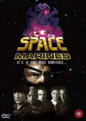 Rent Space Marines Online DVD Rental