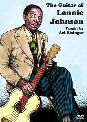 Rent The Guitar of Lonnie Johnson Online DVD Rental