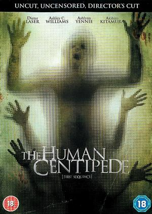Rent The Human Centipede: First Sequence Online DVD & Blu-ray Rental