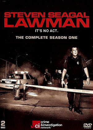 Rent Steven Seagal: Lawman: Series 1 Online DVD Rental