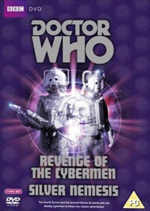 Rent Doctor Who: Revenge of the Cybermen Online DVD Rental