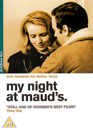 Rent My Night at Maud's (aka Ma nuit chez Maud) Online DVD Rental