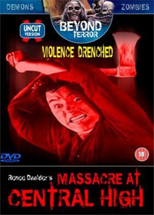 Rent Massacre at Central High Online DVD Rental