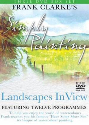 Rent Simply Painting: Landscapes in View Online DVD Rental