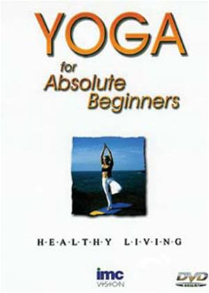 Rent Yoga for Absolute Beginners Online DVD Rental