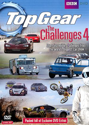Rent Top Gear: The Challenges: Vol.4 Online DVD Rental