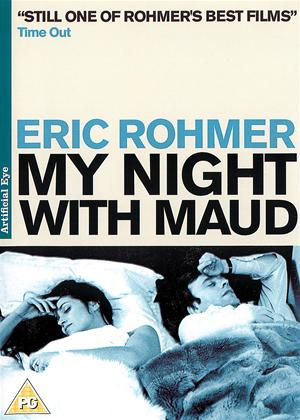 My Night with Maud Online DVD Rental