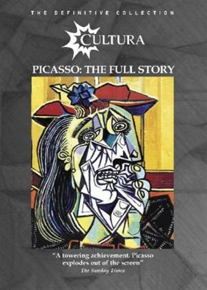 Rent Picasso: The Full Story Online DVD Rental