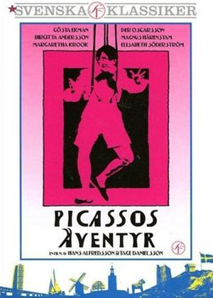 Rent The Adventures of Picasso (aka Picassos äventyr) Online DVD Rental