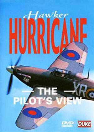 Rent Hawker Hurricane: The Pilot's View Online DVD Rental