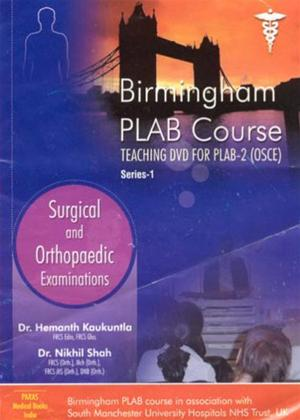 Rent Birmingham PLAB Course Teaching DVD for PLAB 2: Series 1 Online DVD Rental