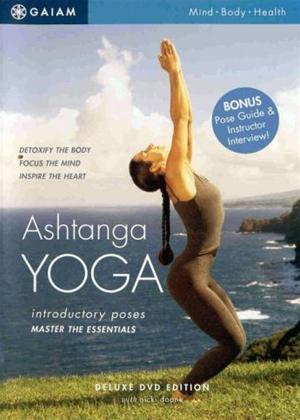 Rent Ashtanga Yoga Introductory Poses Online DVD Rental